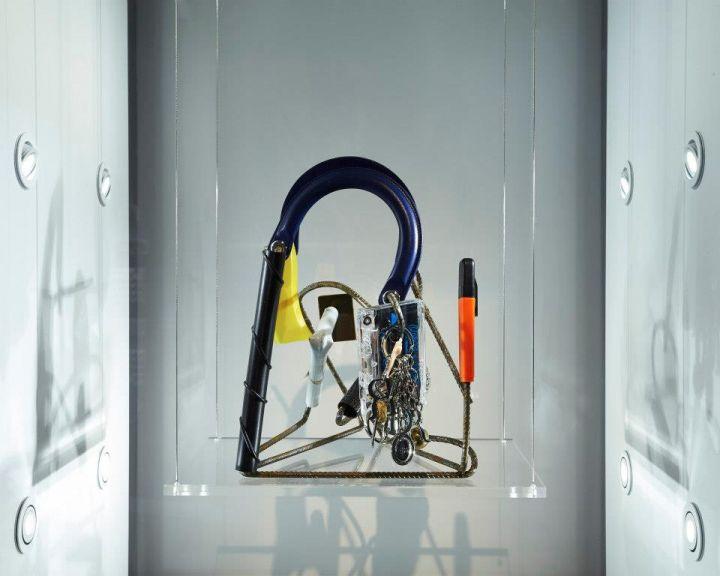 Dior visual-merchandising at Harrods