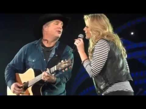 Walkaway Joe - Trisha Yearwood with Garth Brooks