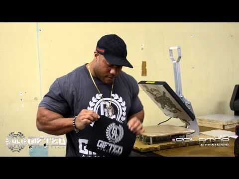 Mr. Olympia Phil Heath and his Gifted Athletics Isobags - http://supplementvideoreviews.com/mr-olympia-phil-heath-and-his-gifted-athletics-isobags/