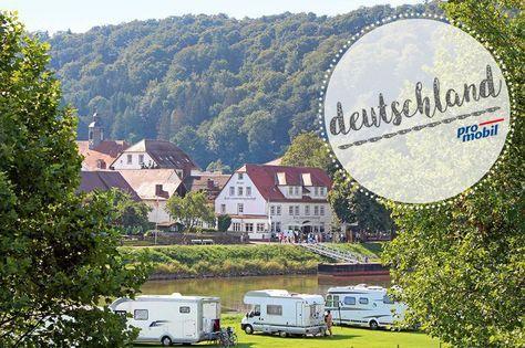 34 besten wohnmobil touren in deutschland bilder auf. Black Bedroom Furniture Sets. Home Design Ideas