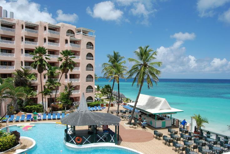 Barbados Beach Club.
