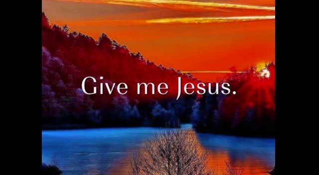 Give Me Jesus / JEREMY CAMP - Music Videos