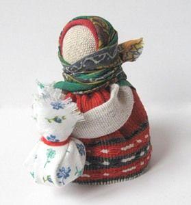 Подорожница: Doll for the road