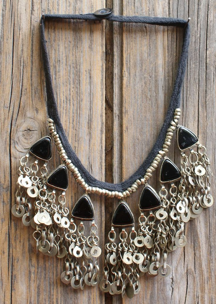 Karma East - Vintage Tribal Necklace 2