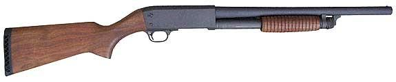 """Ithaca 37 """"Homeland Security"""": Similar to what point men carried in Vietnam, a great weapon for home defense, too."""