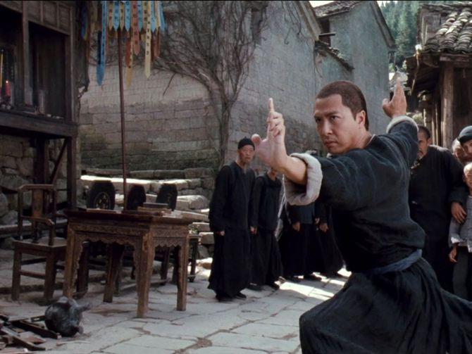"""10 kick-ass martial arts movies you can stream on Netflix now  Get in the fighting spirit for Netflix's """"Iron Fist"""" with these other punchy films. Plus, bonus picks on Hulu and Crackle."""