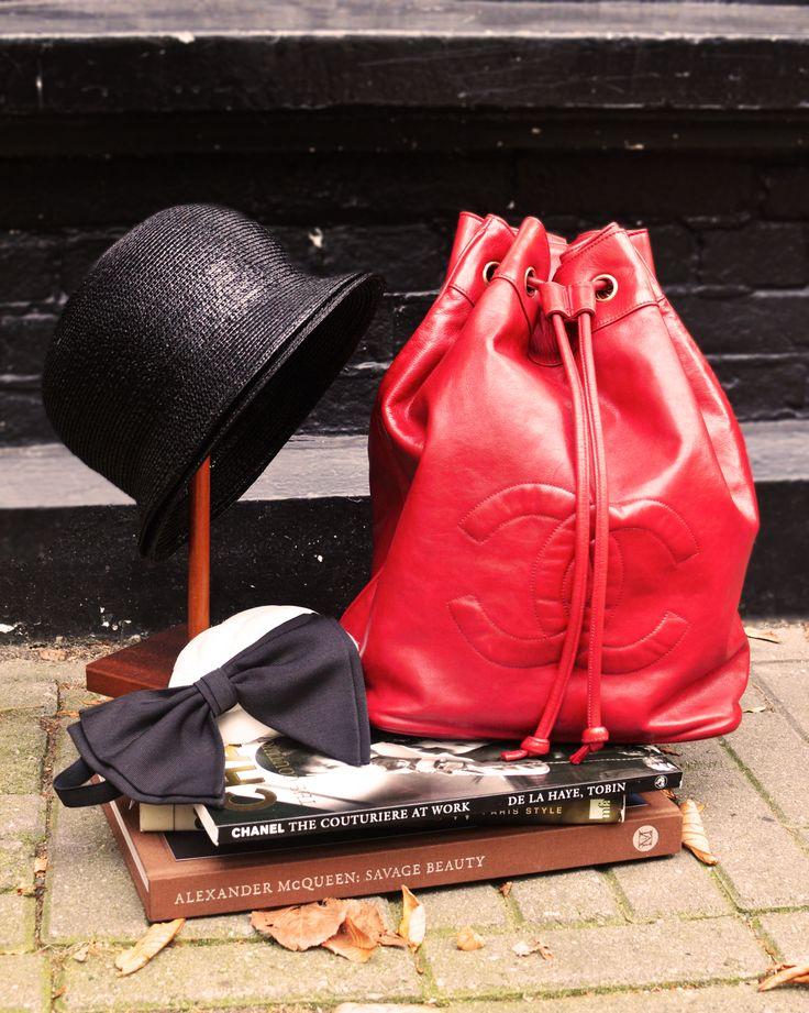 Vintage Chanel Items | ByDanie Designer Vintage Store | Cornelis Schuytstraat 45 | Amsterdam