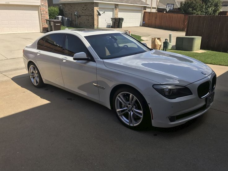 Cool BMW 2017 2009 7 Series 750Li 44L