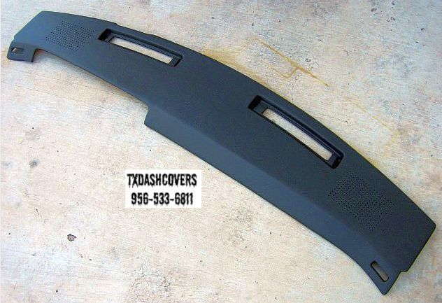 1986 1993 S 10 S 15 Pickup Blazer Dash Cover Wswd Chevy S10 10 Things S 10