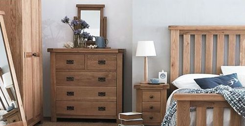 Choose from a wide selection of fully assembled Oak bedroom furniture, Pine bedroom furniture & contemporary bedroom furniture, beds & mattresses all with a 10% deposit option. http://www.thebedroomshop.net/