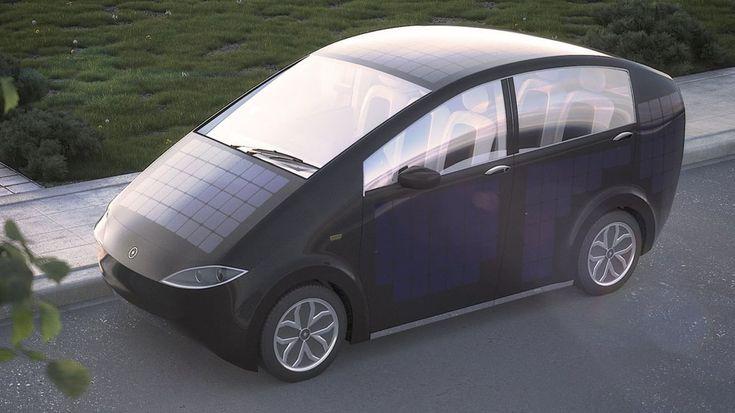 Sion - o carro elétrico de energia solar com preço popular - Stylo Urbano #tecnologia #inovação #carros #energiasolar #transporte