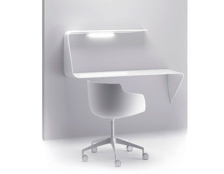 Tag re murale contemporaine mamba by v vasilev mdf italia chevet pour l - Etagere murale contemporaine ...