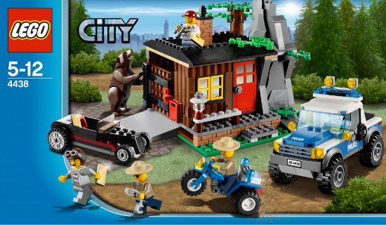 lego city sets | New LEGO City Sets Feature Hillbillies, Bears, Hooch Shack ...