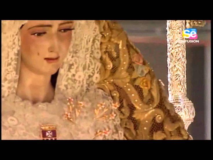 """Marcha de Semana Santa """"Reina de las Mercedes"""" Cantada. Banda de Musica ..."""