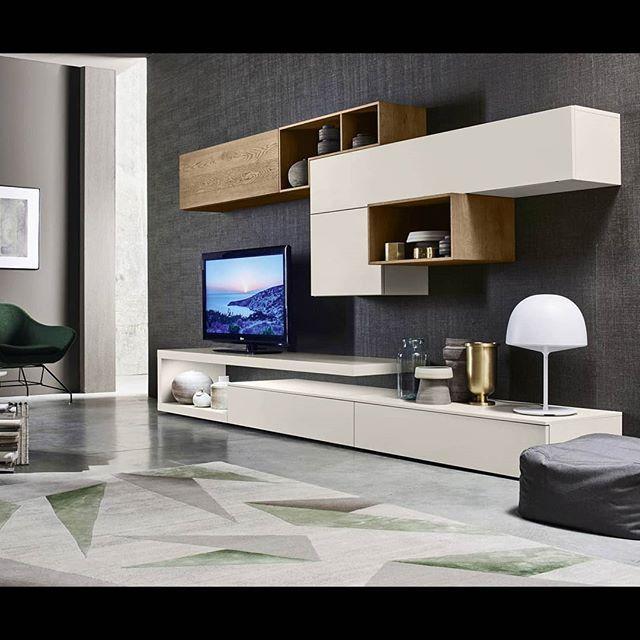Die besten 25+ Wohnwand weiß matt Ideen auf Pinterest Klassische - wohnwand wei modern
