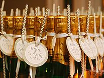 champs wedding favors