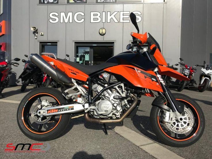 2009 KTM 990 Supermoto Just arrived :)