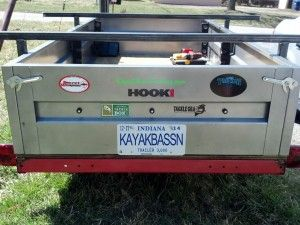 Harbor freight metal sides diy trailers pinterest for Harbor freight fishing cart
