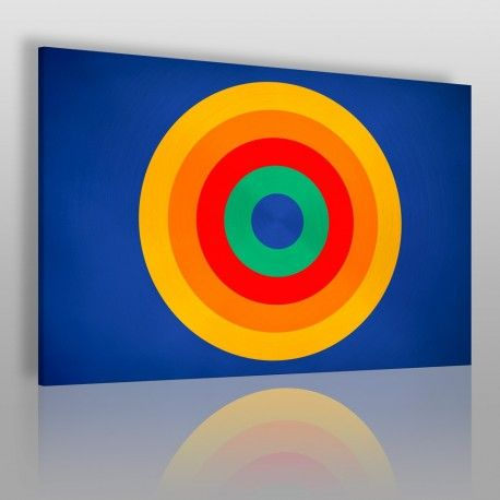 Minimalistyczny obraz dodający mocnyakcent kolorystyczny każdemu wnętrzu.Nowoczesny obraz drukowany na płótnie to ekskluzywna dekoracja ścienna, która z powodzeniem ozdobi ściany Twojego mieszkania. Wydruk na płótnie z motywami kwiatowymi, obraz abstrakcyjny czy modny tryptyk to wybór idealny dla każdego wielbiciela sztuki nowoczesnej i oryginalnych dekoracji. Obrazy nowoczesne VAKU-DSGN to nie tylko obraz do salonu, ozdoba do kuchni czy dekoracja sypia...