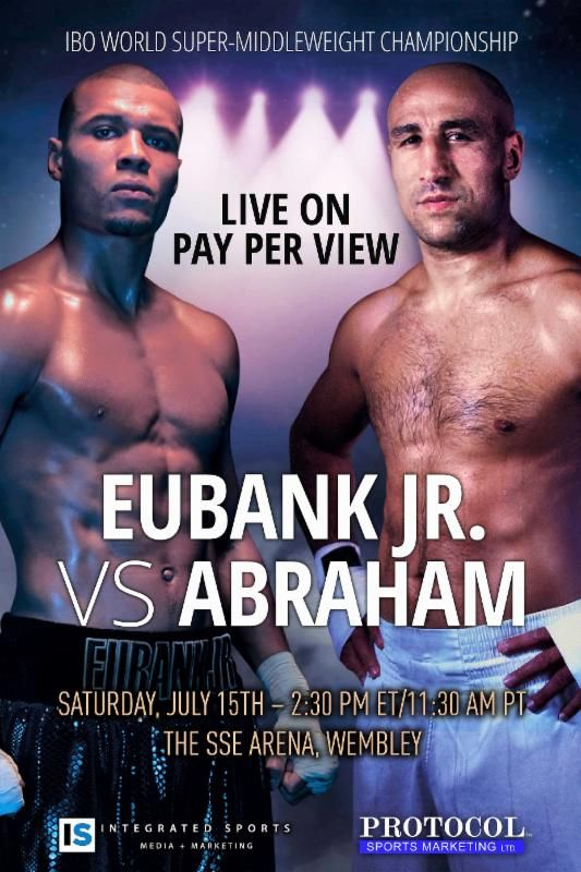 """http://realcombatmedia.com/2017/07/chris-eubank-jr-vs-arthur-abraham-heated-weigh-video-abraham-misses-weight/Follow Chris Eubank Jr. vs. Arthur Abraham card  Airing this Saturday live on PPV in US & in Canada on Super Channel TENAFLY, N.J.(July 13, 2017)– The International Boxing Organization (IBO) World super middleweight title fight this Saturday (Julky 15) between defending championChris Eubank Jr.and challenger""""King"""" Arthur Abrahamwill be available to watch on Pay …"""