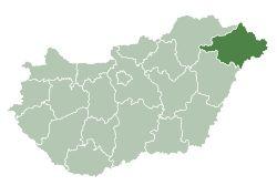 Szabolcs-Szatmár-Bereg County - Wikipedia, the free encyclopedia