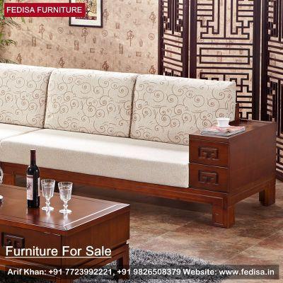 Wooden Sofa Set: Sofa Price In India, Buy Sofa Set Online   Fedisa   Wooden Sofa Set, Sofa Set, Sofa Set Price