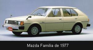 Mazda Familia de 1977