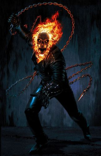 The Ghost Rider comic - Google Search