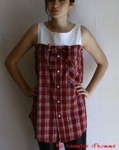 ydiyy — Ma chemise d'homme