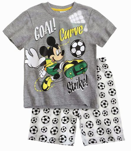 Mickey Mouse Pyjamas