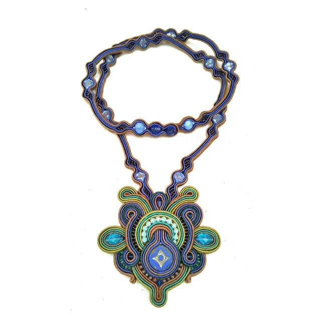 Butterfly Necklace FABSethnic by Febrini Ananda Risyad