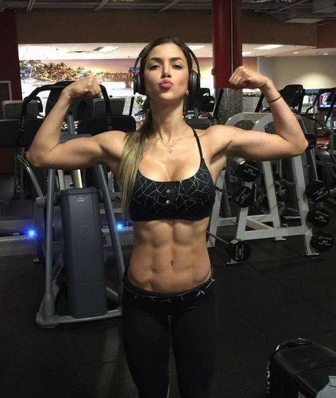Muskelaufbau für Frauen - Der komplette Guide mit ...