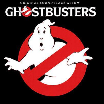 (07) Ghostbusters [Ray Parker Jr.] Ghostbusters [Soundtrack] Kristin's CD #2