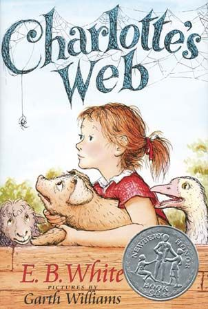 It's hard to imagine Charlotte's Web without Garth Williams' illustrations.