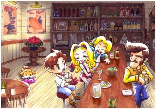 (*** http://BubbleCraze.org - Bubble Popping meets Tetris? OH YEAH! ***) Harvest Moon Games