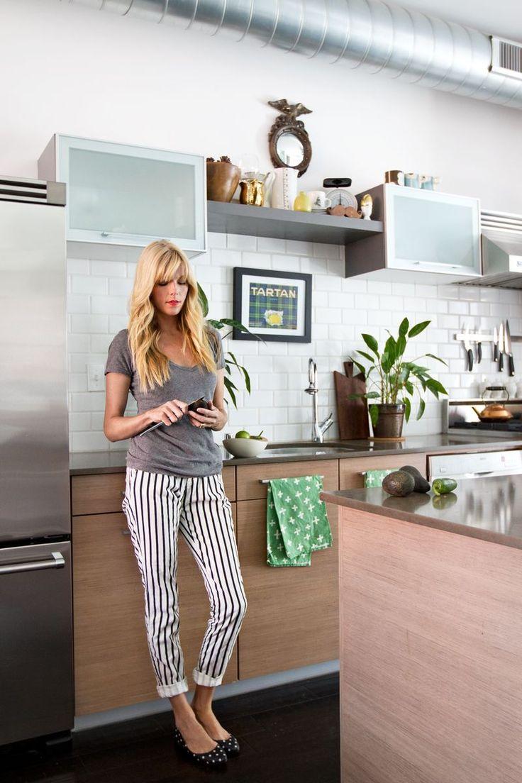 Küchendesign einfach aber elegant die  besten bilder zu home genius auf pinterest  ledersofas