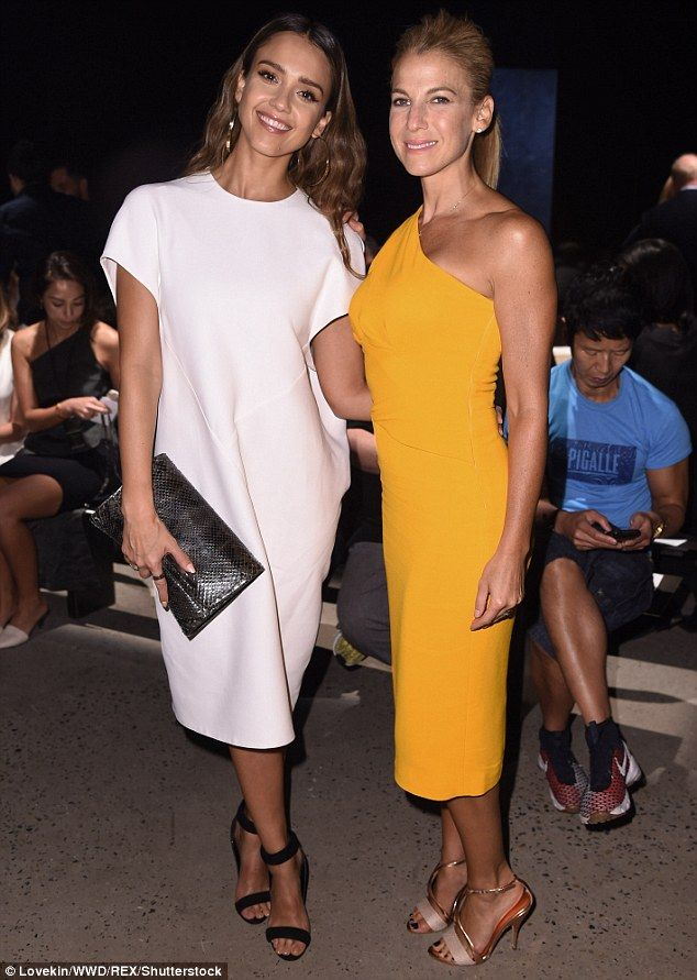 Wife of Jerry: That night, she was front row at the Narciso Rodriguez show at…