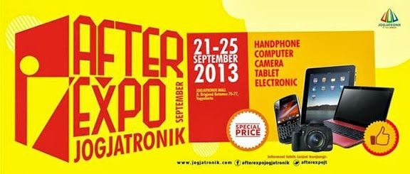 After Expo Jogjatronik 2013 http://bit.ly/18wCm4u