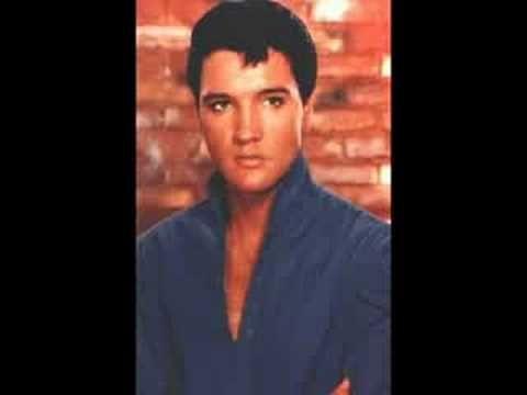 The Old Rugged Cross....Elvis loved to sing Gospel....