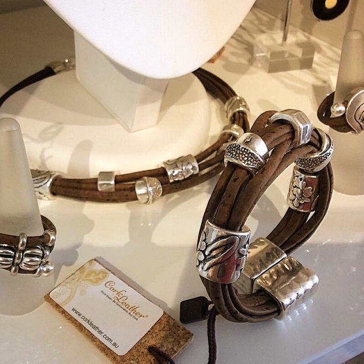 Cork Leather jewellery as individual as you are. https://www.facebook.com/CorkLeather Www.corkleather.com.au