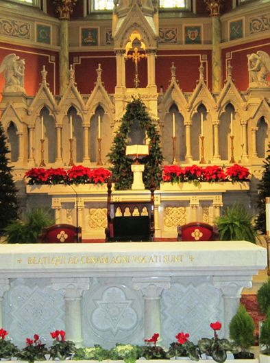 Attend a Latin Mass