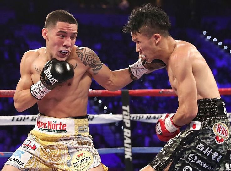 Oscar Valdez stops Hiroshige Osawa in round 7 retaining his title and looking impressive once again. Top Rank #boxing #ValdezOsawa #PacVargas