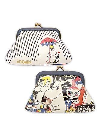 Moomin purse.