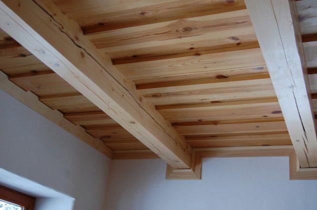 Belki stropowe domu