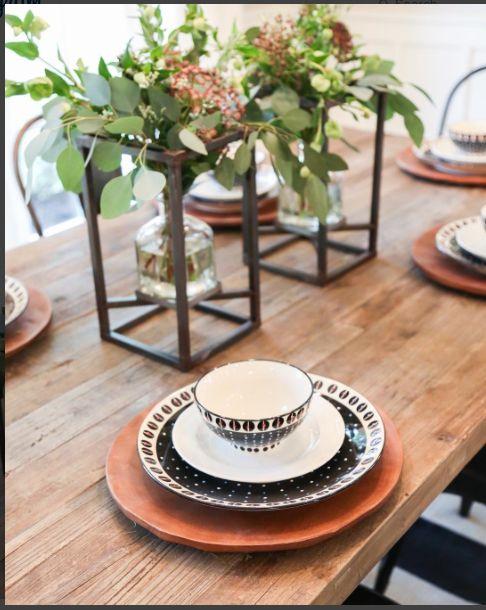 Market dining room pinterest vase vase centerpieces and metals
