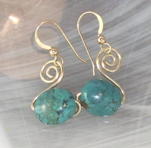 Learn how to create beautiful handmade wire jewelry, shop, visit inspirational galleries and links to beaded and gemstone resources.