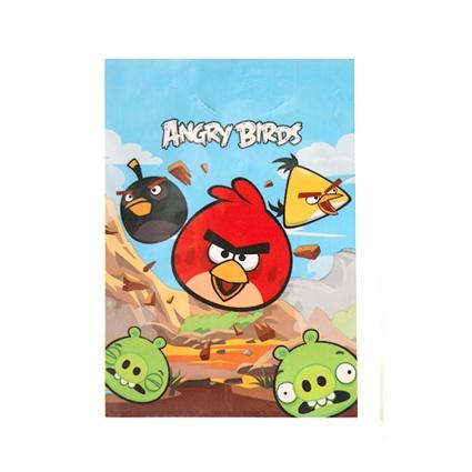 #bolsadulces #fiestaAngryBirds #kitfiesta  http://www.kitfiesta.com/fiestas-ninos/angry-birds/angry-birds-bolsa-para-dulces