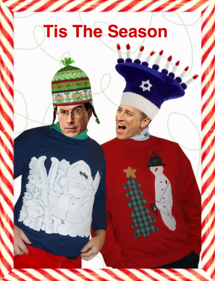 ... sweater izer # celebrity # christmas # sweater # app comedy central