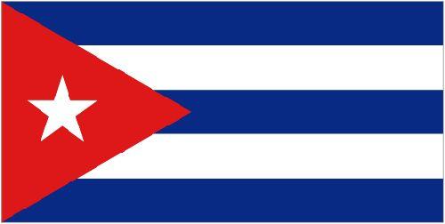 Cuba Flag | 3' x 5'