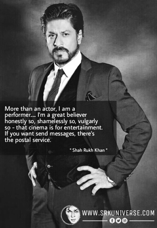 SRK s cinema style | Shah Rukh Khan/King of Hearts/Carisma&Charm